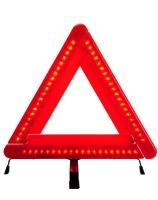 LED Safety Triangle