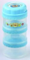 三層奶粉罐