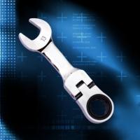 Flexible Stubby Ratchet Wrench
