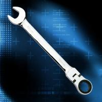 Flexible Ratchet Combination Wrench