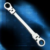 Double Flexible Ratchet Wrench
