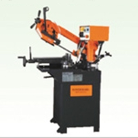 6-1/2'' swivel metal cutting band saw