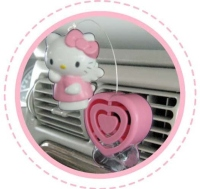 Cens.com Hello Kitty Vent Air Freshener BIG LEAP CO., LTD.