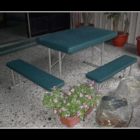 Outdoor Picnic Table (B-type)