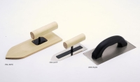 Pointed Wood Float / Pointed Rubber Float / Notch Trowel (Square Type)