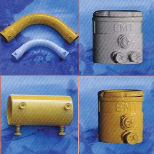 环氧树脂粉体绝缘涂装E.M.T.钢管