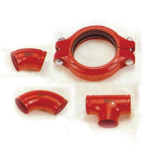 沟槽式管路配管系统