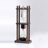 Cold Water/Ice Drip Coffeemaker (5-Cup Capacity)