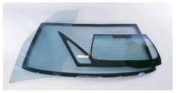 强化玻璃窗