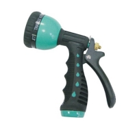 8-pattern insulated grip metal trigger nozzle   .