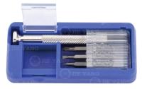 6pcs - Precision screwdriver double end
