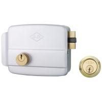 Twin-head Electric Lock