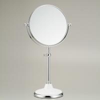 """7-1/2"""" Ceramic Table Mirror"""