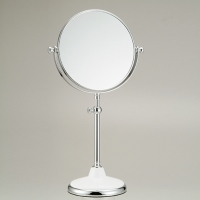 """7-1/2""""陶瓷桌鏡"""