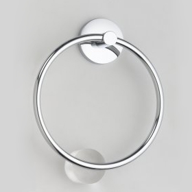 Wall-Mounted Towel Ring