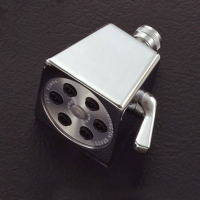 6-Jet Square Showerhead