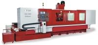 线性滑轨动柱型机构/工作母机/立式切削中心机