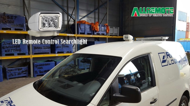 Model 150 LED Remote Control Searchlight