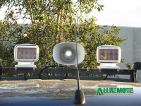 Cens.com 210型遙控探照燈 精威電波科技有限公司