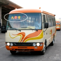 Route Programmer for Small Buses