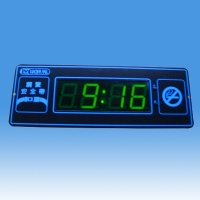 Cens.com Digital Clock LUCKY YU INDUSTRY CO., LTD.