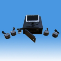 5-cam Video Monitor Set (W/housing)