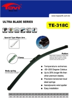 Cens.com Frameless Wiper Blade, Ultra Blade-OE Fit TOP EARTH ENTERPRISE CO., LTD.