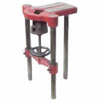 Cylinder-liner borer stand