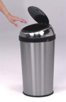 40L Conical, Sensor-Open Trash Can