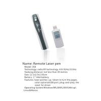 Remote Laser Pen
