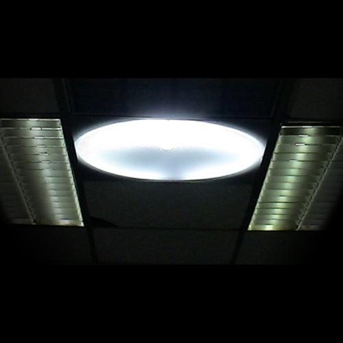 HID 氙气节能轻钢架灯盘