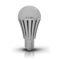 Cens.com 9W A19 LED Bulb LEDIONOPTO LIGHTING, INC.