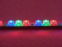 42PCS食人魚LED條燈