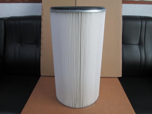 Powder coating filters