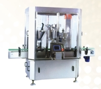 Powder Filling Capping Machine