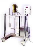 Hoisting type mixing machine