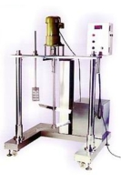Hoisting type mixing machine