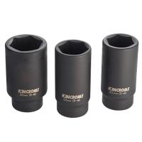"Socket 1/2"" Drive Impact Socket-30,32,35,36,40,41mm Deep"