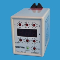 Cens.com Voltage relays (single phase) NEW ORDER ENTERPRISE CO., LTD.