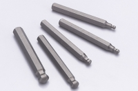 Spherical-end Screwdriver Bits