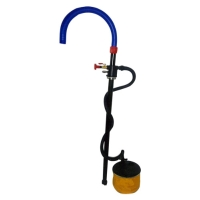 Pneumatic & Foot-operated Fluid Extractor