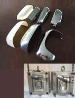Plastic Rear View Mirror Parts Mould