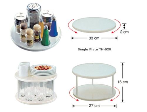Kitchen Turning Plate