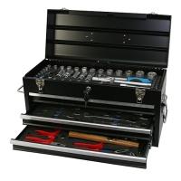 """1/4""""&1/2""""DR 100PCS Tool Box"""