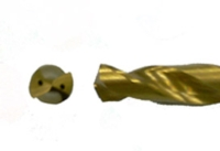 Carbide Drill With Oil Hole