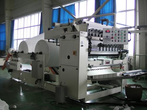 High Speed Facial Tissue Machine