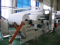 Printing Facial Tissue Paper Making Machine - 7 lines