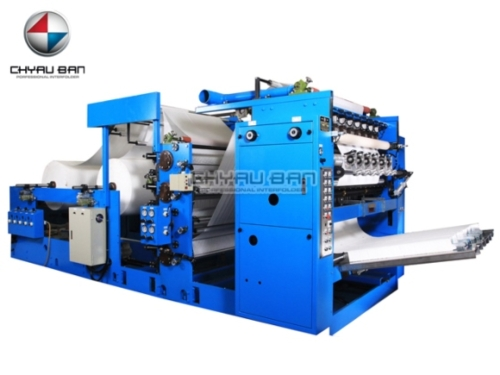 Facial Tissue Paper Machinery - 6 Lanes