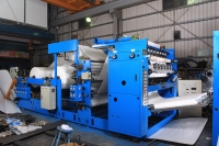 Embossing Facial Tissue Machine - 5 lines