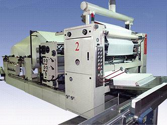 Facial Tissue Folding Machinery